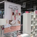 Hanging Fabric Banners