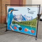 Exhibition PVC banner printing services