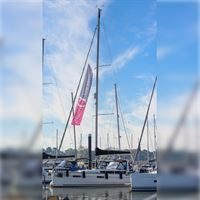 Affinity Law Forestay Flags