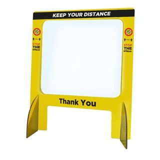 Keep Your Distance - Counter Screen Protector