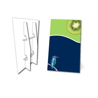 Display Board standing strut card