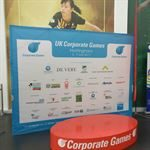 Corporate Games Banner