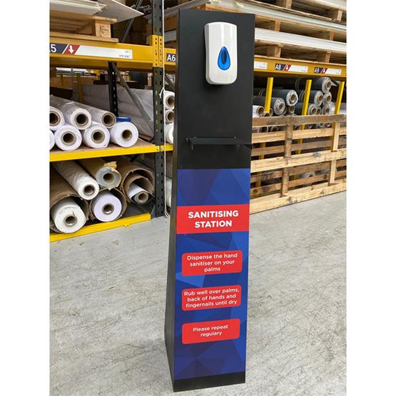 Automatic Social Distanicing Dispenser