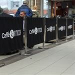 Cafe Ritazza Retail Cafe Barriers