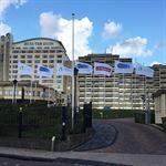 ALPSP bespoke digital flag printing