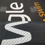 Large textile banners