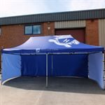 Finton House School Printed Canopy