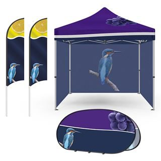 Feather Flags, Event Tents and Pop Out Banners