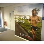 Super Wide Roller Banners