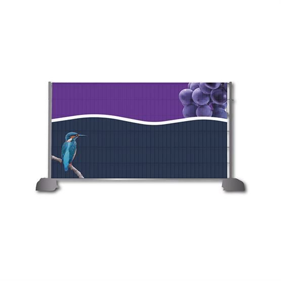 Heras Fence Covers