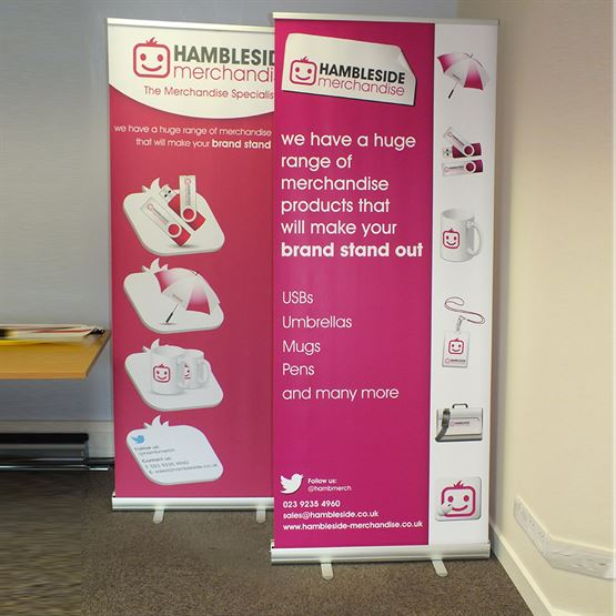 Roller Banners Yorkshire