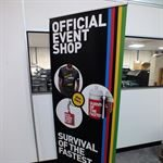 exhibition display roller banners