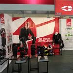 EVS Sports Exhibition Stand