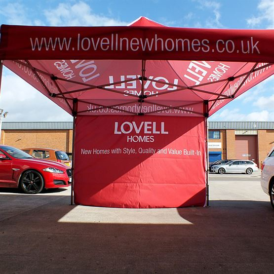 Lovell Promotional Event Tent