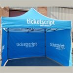 Ticket Script Custom Gazebo Printing