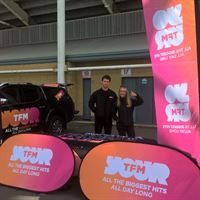 Your TFM Branded Pop Up Banners