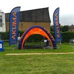 Akuma Sports - Feather Flags and Event Dome