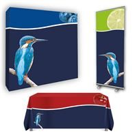 Table Cloths, Roller Banners and Media Walls