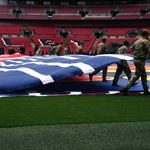 Wembly Pitch Banner