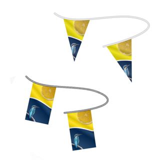 Custom Bunting Flags