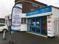 Feather Flags Car Dealers