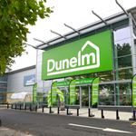 Dunelm Feather Flags