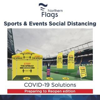 Sports & Events Social Distancing