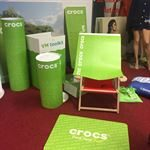 Crocs Promotional Correx Board Printing
