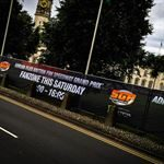 Speedway Fabric Banners