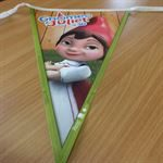 Custom Triangle Bunting