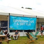 Compassion UK - Feather Flag and Banner - 1 copy