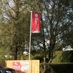 Showhome Flag and Flagpoles
