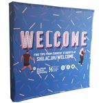 Sheffield Hallam Promotional Portable Display Walls