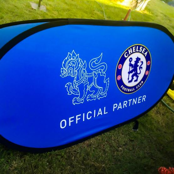Chelsea FC Pop Out Banners