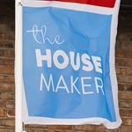 The House Maker Construction Flags