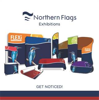 Northern Flags Exhibition Brochure